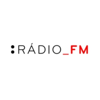 Logo of radio station Rádio_FM