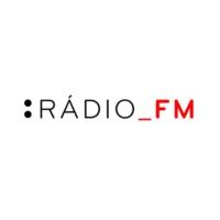 Logo of radio station Rádio_FM