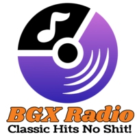 Logo de la radio BGX Radio - Classic Hits No Shit