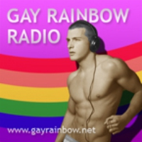 Logo of radio station Gay Rainbow