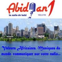 Logo de la radio Abidjan1