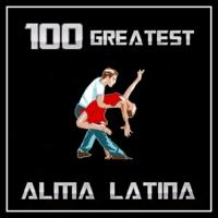 Logo of radio station 100 GREATEST ALMA LATINA