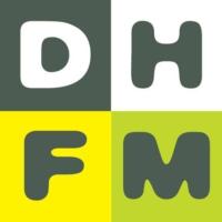 Logo of radio station Den Haag FM