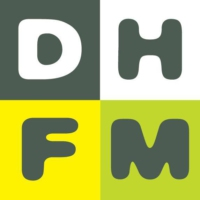 Logo of radio station Den Haag FM