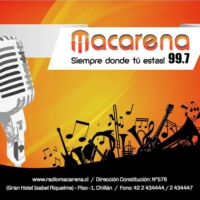 Logo of radio station Radio Macarena FM 99.7
