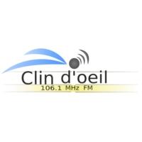 Logo of radio station Clin D'Oeil FM