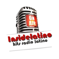 Logo of radio station INSIDE LATINO