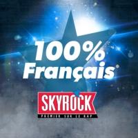 Logo of radio station Skyrock 100% Français