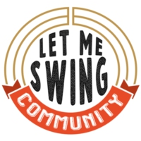 Logo of radio station Radio Let Me Swing