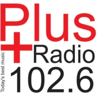Logo de la radio Plus Radio 102.6