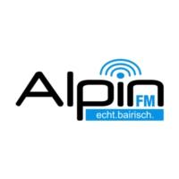 Logo of radio station AlpinFM