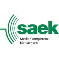 Logo of radio station SAEK
