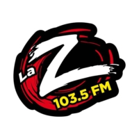 Logo of radio station XHEM-FM La Z 103.5 FM