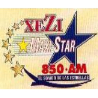 Logo of radio station Maxi Star XEZI 850 AM