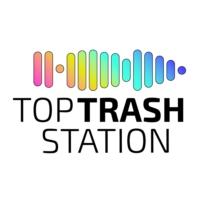 Logo of radio station Top Trash Station