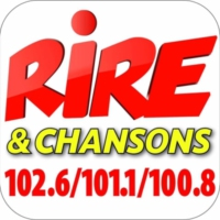 Logo of radio station Rire & Chansons Tahiti