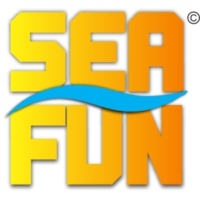 Logo of radio station Sea Fun