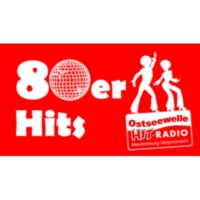 Logo of radio station Ostseewelle 80er Hits