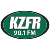Logo of radio station KZFR 90.1 FM