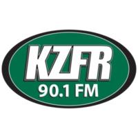 Logo de la radio KZFR 90.1 FM