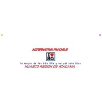 Logo of radio station Alternativa FM Chile