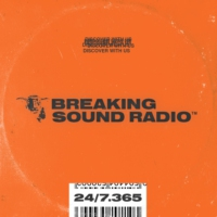 Logo of radio station Breaking Sound Radio