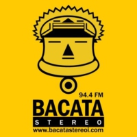 Logo of radio station Bacatá Estéreo