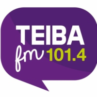 Logo of radio station Teiba FM