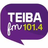 Logo de la radio Teiba FM