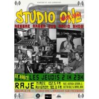 Logo de la radio Studio One webradio