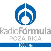 Logo of radio station Radio Fórmula 100.1 FM