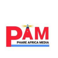 Logo of radio station Phare Africa Média
