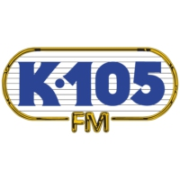 Logo of radio station WQXK-FM K105