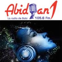 Logo of radio station Radio Abidjan1