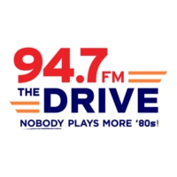 Logo de la radio WIAD 94.7 The Drive