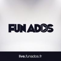 Logo of radio station FunAdos - RADIO