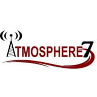 Logo de la radio Atmosphere7