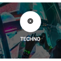 Logo of radio station Parazhit Techno