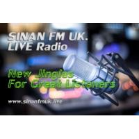 Logo of radio station Sinan FM UK