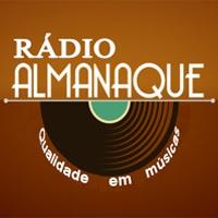 Logo of radio station Rádio Almanaque