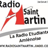 Logo of radio station Radio Saint Martin