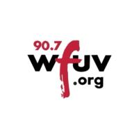 Logo of radio station WFUV 90.7 FM