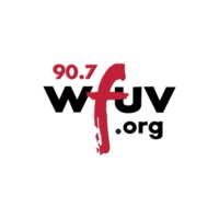 Logo of radio station WFUV 90.7 FM