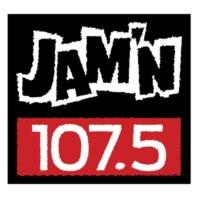 Logo de la radio KXJM JAM'N 107.5
