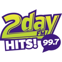 Logo of radio station CIQC 99.7 2day FM