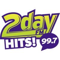 Logo de la radio CIQC 99.7 2day FM