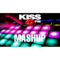Logo of radio station KISS FM - MASHUP