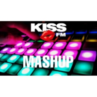 Logo of radio station KISS FM - MASHUP