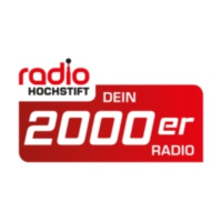 Logo of radio station Radio Hochstift - 2000er Radio