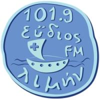 Logo de la radio o Evdios Limin 101,9